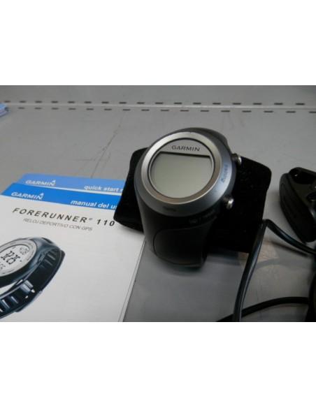 Reloj Garmin Forerunner 405_segunda mano_cash creator_second hand