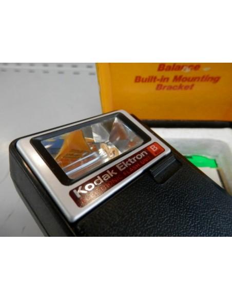 Flash Kodak Ektron Model B_segunda mano_cash creator_raro