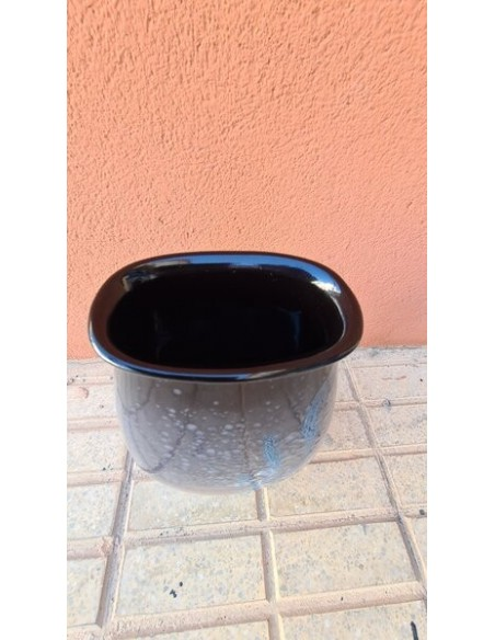 Jarron Poole Pottery Celestial Manhattan 36cm_segunda mano_cash creator_vase