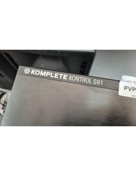 Teclado Traktor Komplete Kontrol S61_segunda mano_cash creator_keyboard
