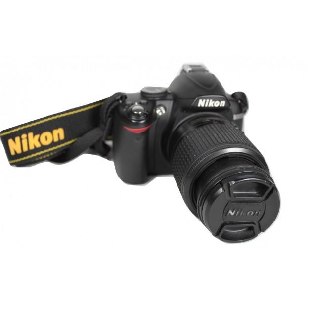 Camara Nikon D3000_segunda mano_cash creator
