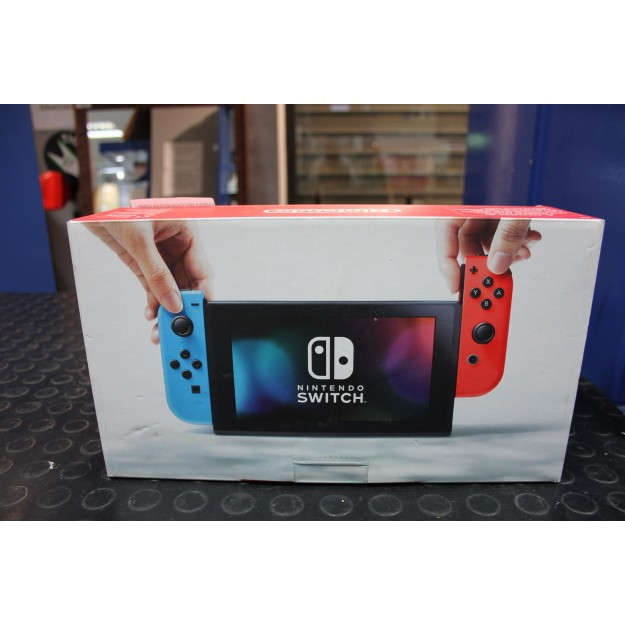 Consola Nintendo Switch Completa_seguda mano_cash creator