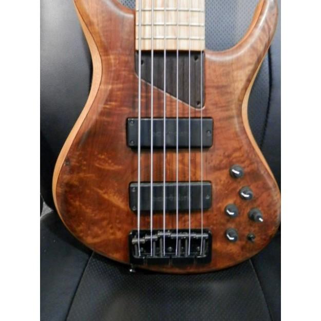 Guitarra Bajo MTD 635#153 (Michael Tobias design)_cash creator_segunda mano